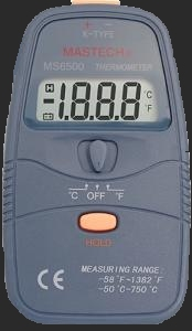 Carolina Paranormal Charlotte NC Ghost Hunters Temperature Probe used in Haunted Locations for capturing Cold Spots